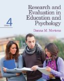 Research and Evaluation in Education and Psychology  4th 2015 edition cover