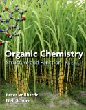 Organic Chemistry: Structure and Function  2014 9781464120275 Front Cover