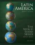 Latin America 2014-2015  48th (Revised) edition cover