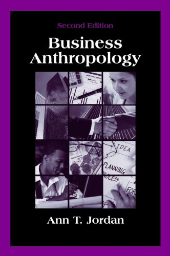 Business Anthropology:   2012 edition cover
