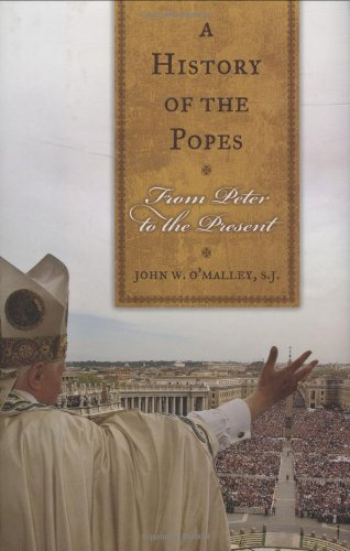 History of the Popes From Peter to the Present  2009 edition cover