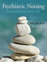 Psychiatric Nursing Contemporary Practice 5th 2012 (Revised) edition cover