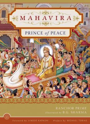 Mahavira Prince of Peace  2005 9781932771275 Front Cover