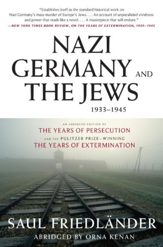Nazi Germany and the Jews, 1933-1945   2009 (Abridged) edition cover