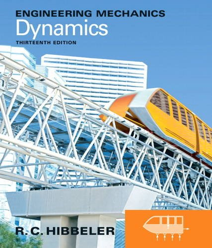 Engineering Mechanics Dynamics 13th 2013 (Revised) 9780132911276 Front Cover