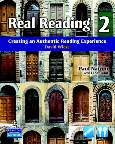 Real Reading 2 Creating an Authentic Reading Experience  2011 edition cover