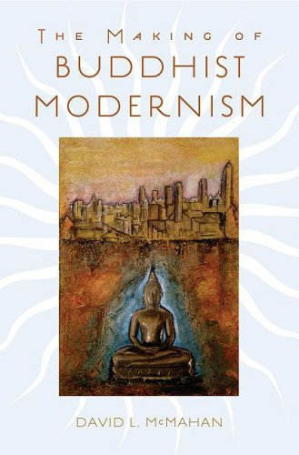 Making of Buddhist Modernism   2008 edition cover