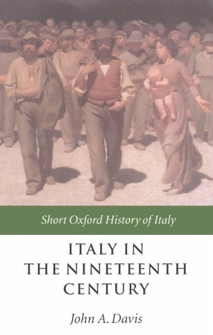 Italy in the Nineteenth Century 1796-1900  2000 edition cover