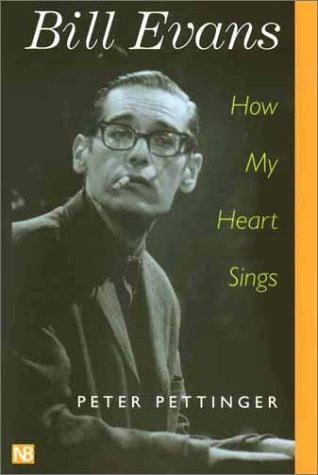Bill Evans How My Heart Sings  2002 edition cover