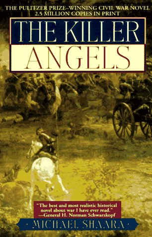 Killer Angels   1974 edition cover