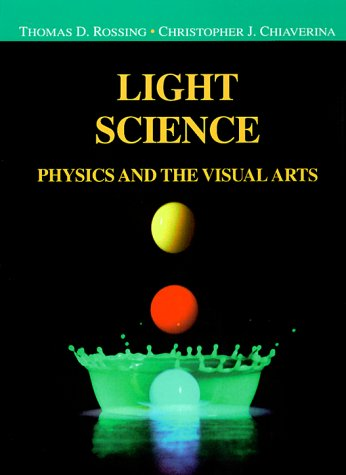 Light Science Physics and the Visual Arts  1999 edition cover