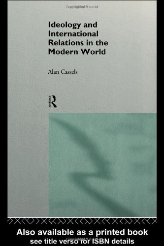 Ideology and International Relations in the Modern World   1996 edition cover