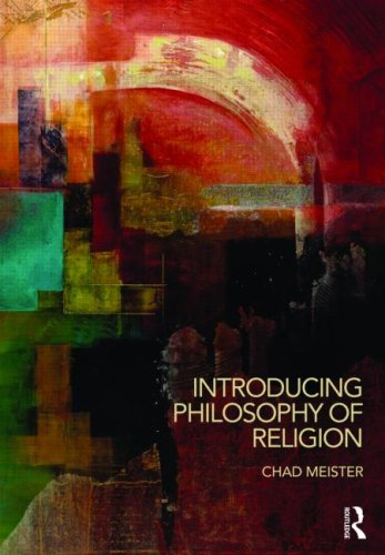 Introducing Philosophy of Religion   2008 edition cover