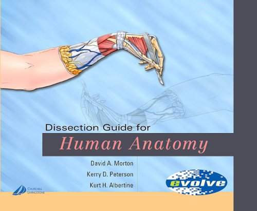 Dissection Guide for Human Anatomy   2004 9780443066276 Front Cover