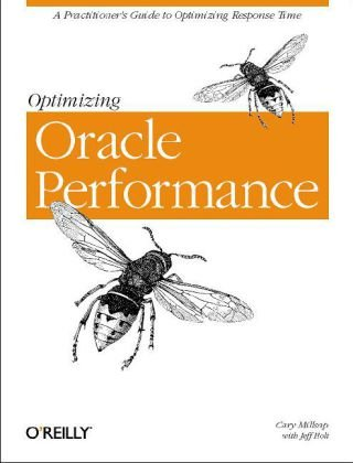 Optimizing Oracle Performance   2003 edition cover