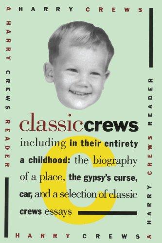 Classic Crews A Harry Crews Reader  1993 edition cover