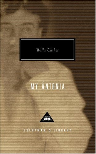My Antonia  N/A edition cover