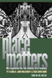Place Matters: Metropolitics for the Twenty-first Century  2013 edition cover