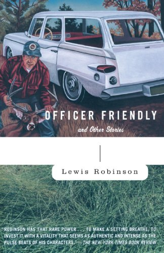 Officer Friendly And Other Stories  2004 (Reprint) 9780812972276 Front Cover