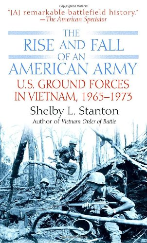 Rise and Fall of an American Army  N/A edition cover