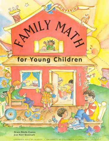 Family Math for Young Children : Comparing 1st edition cover