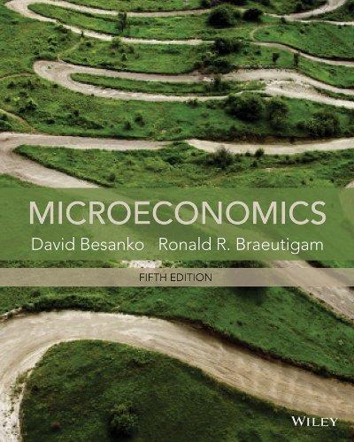 Microeconomics  5th 2014 edition cover