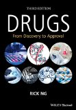Drugs From Discovery to Approval 3rd 2015 9781118907276 Front Cover