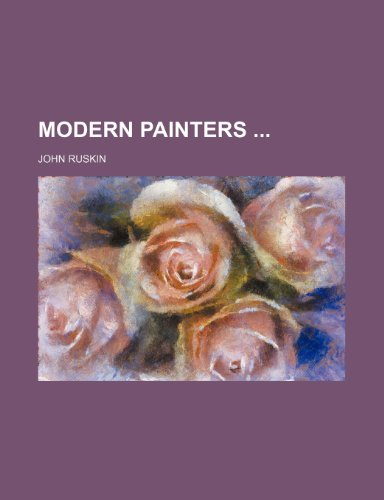 Modern Painters  0 edition cover