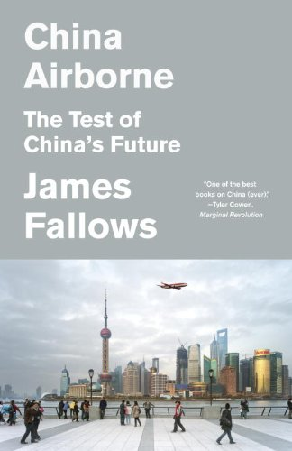 China Airborne The Test of China's Future N/A edition cover