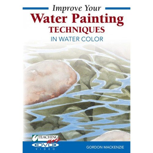 Improve Your Water Painting Techniques in Watercolor:   2011 edition cover
