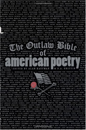 Outlaw Bible of American Poetry   2000 edition cover