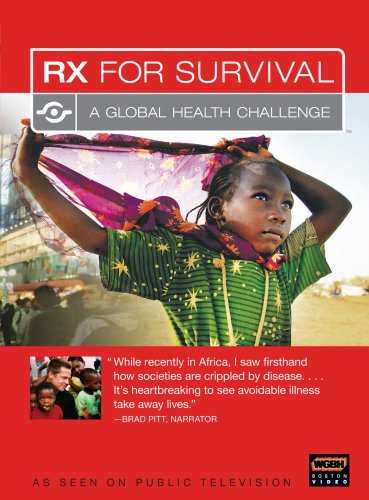 Rx for Survival: A Global Health Challenge  2005 edition cover