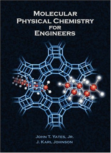Molecular Physical Chemistry for Engineers   2007 edition cover
