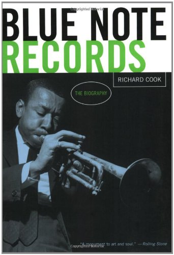 Blue Note Records The Biography N/A 9781932112276 Front Cover