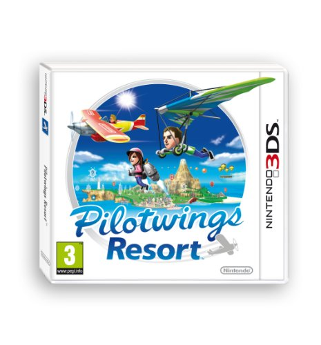 Pilotwings Resort (Nintendo 3DS) Nintendo 3DS artwork