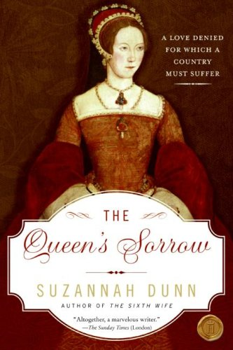 Queen's Sorrow A Novel N/A 9780061704277 Front Cover