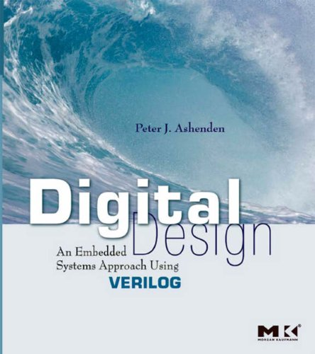 Digital Design An Embedded Systems Approach Using Verilog  2007 edition cover