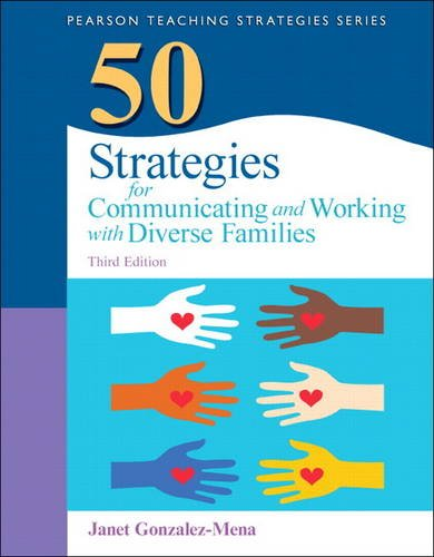 50 Strategies for Communicating and Working with Diverse Families  3rd 2014 edition cover