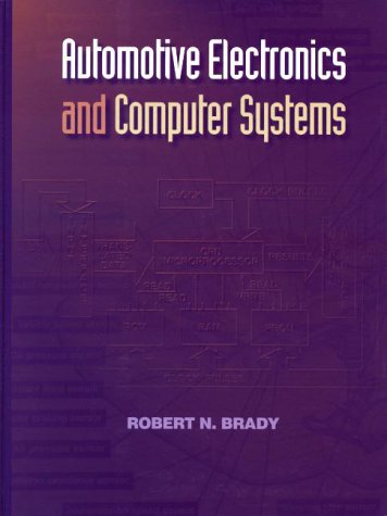 Automotive Electronics and Computer Systems   2001 edition cover
