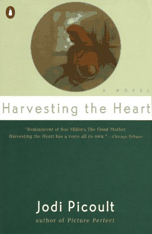 Harvesting the Heart   1993 edition cover