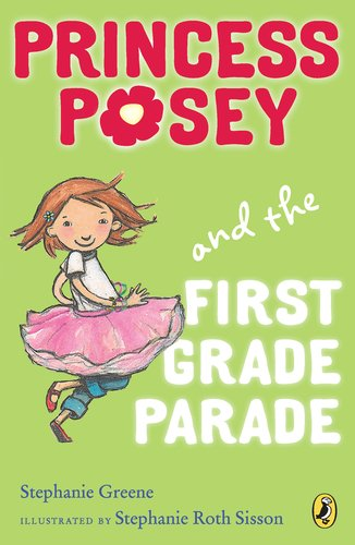Princess Posey and the First Grade Parade  N/A edition cover