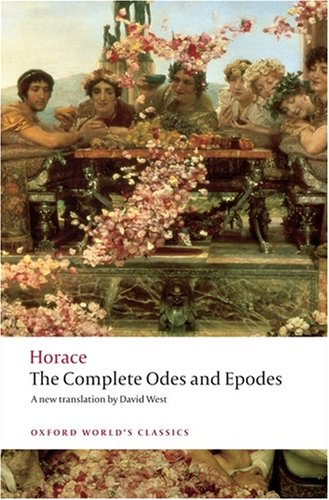 Complete Odes and Epodes   2008 edition cover