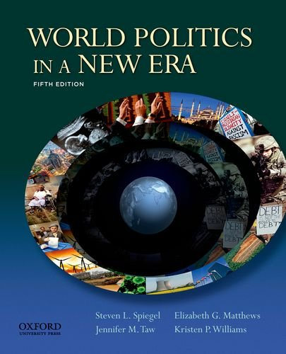 World Politics in a New Era  5th 2012 edition cover