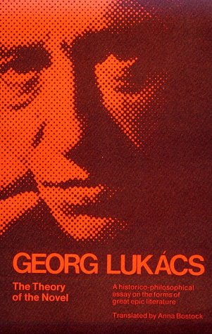 Theory of the Novel   1971 edition cover