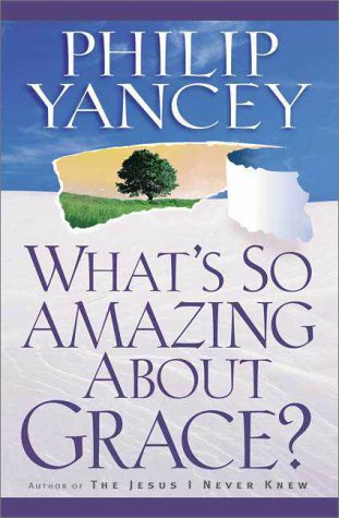 What's So Amazing about Grace?   1997 edition cover