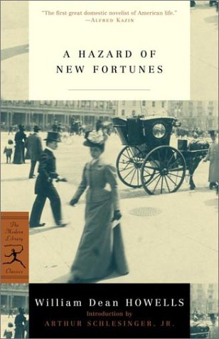Hazard of New Fortunes   2002 edition cover