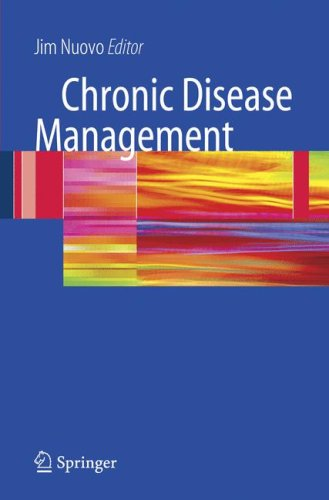 Chronic Disease Management   2007 edition cover