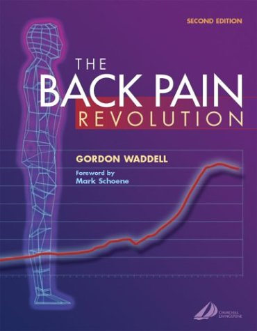 Back Pain Revolution  2nd 2003 (Revised) edition cover