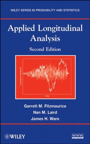 Applied Longitudinal Analysis  2nd 2011 edition cover