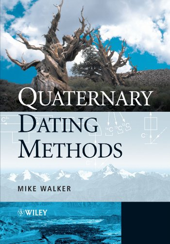 Quaternary Dating Methods   2005 edition cover